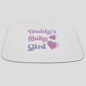 Daddy's Baby Girl Bathmat