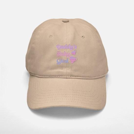 Daddy's Baby Girl Baseball Baseball Baseball Cap