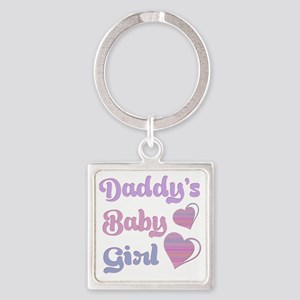 Daddy's Baby Girl Keychains