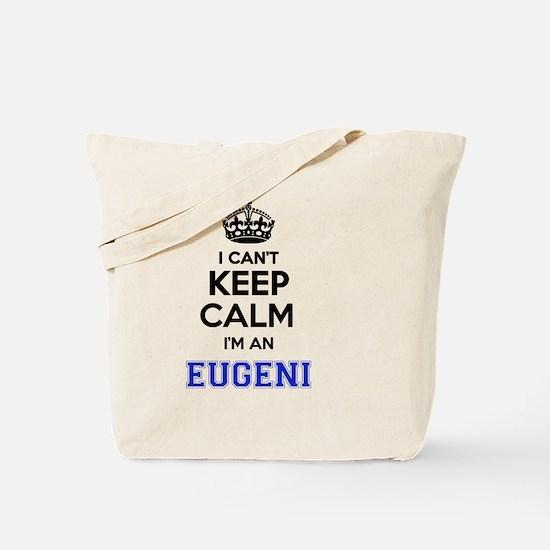 Cute Eugeni Tote Bag