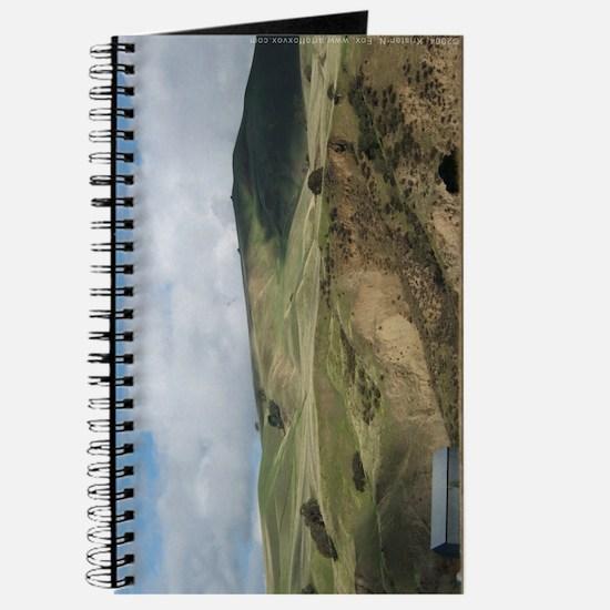 Countryside w/ Metal Barn Journal