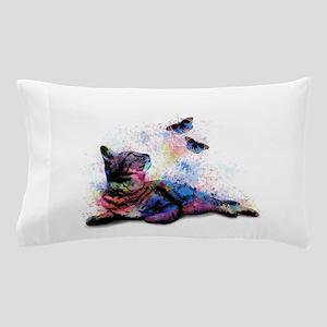 Cat 614 Pillow Case