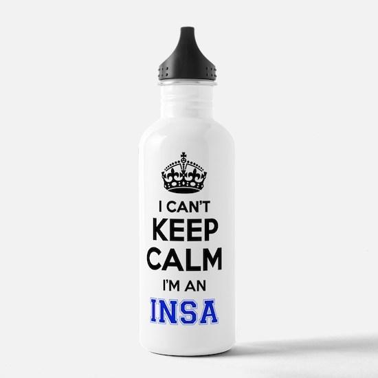 Cute Insaity Water Bottle
