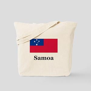 Somoan Heritage Samoa Tote Bag