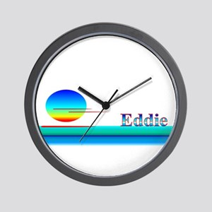 Eddie Wall Clock