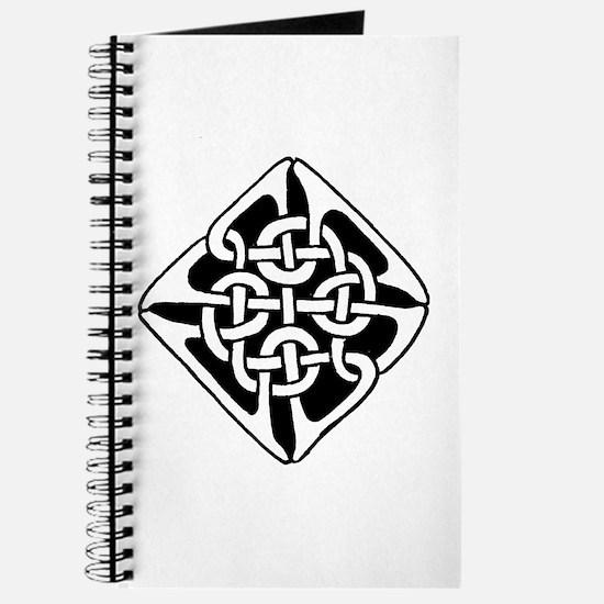 Celtic Knotwork Diamond Journal