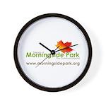 Friends of Morningside Park Wall Clock