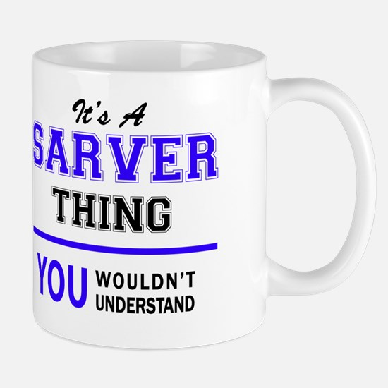 Unique Sarver Mug