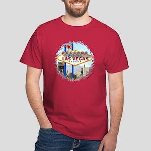 Las Vegas (day) Dark T-Shirt