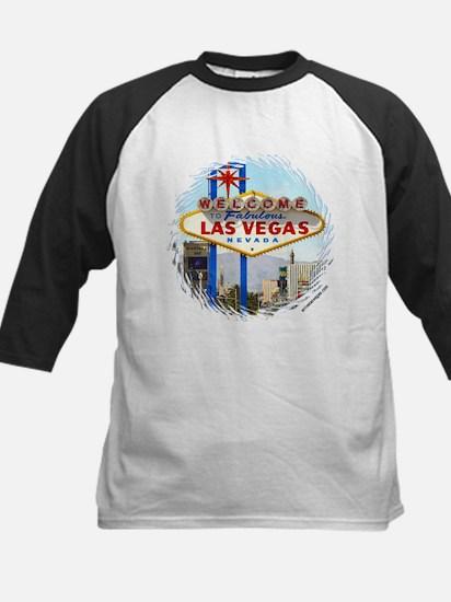 Las Vegas (day) Kids Baseball Jersey