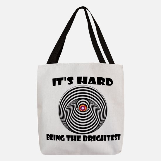 BRIGHTEST Polyester Tote Bag