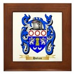 Holian Framed Tile