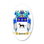 Holforth 20x12 Oval Wall Decal