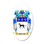 Holforth 35x21 Oval Wall Decal