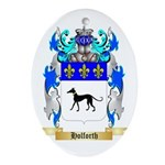 Holforth Ornament (Oval)