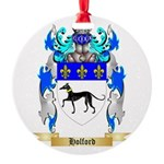 Holford Round Ornament