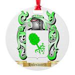 Holesworth Round Ornament