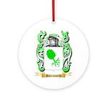 Holesworth Ornament (Round)