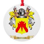 Holebrook Round Ornament