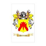 Holebrook Sticker (Rectangle)