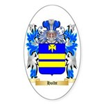 Holdt Sticker (Oval 10 pk)