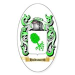 Holdsworth Sticker (Oval 10 pk)
