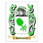 Holdsworth Small Poster