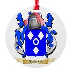 Holdroyd Round Ornament