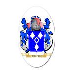 Holdroyd 35x21 Oval Wall Decal