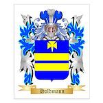 Holdmann Small Poster