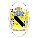 Holdgate Sticker (Oval 50 pk)