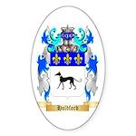 Holdford Sticker (Oval 50 pk)