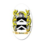 Holden 35x21 Oval Wall Decal