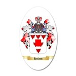 Holden (Lancaster) 35x21 Oval Wall Decal