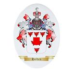 Holden (Lancaster) Ornament (Oval)