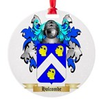 Holcombe Round Ornament