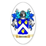 Holcombe Sticker (Oval 50 pk)
