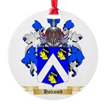 Holcomb Round Ornament