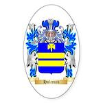 Holcman Sticker (Oval 10 pk)
