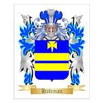 Holcman Small Poster
