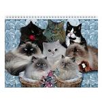 2019 Beautiful Cats Wall Calendar