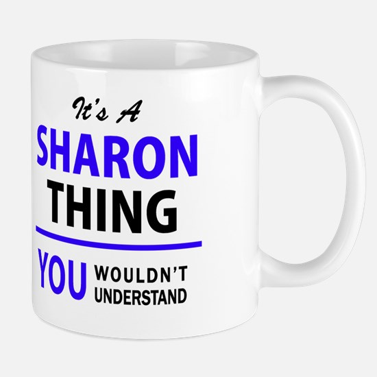 Cute Sharon Mug