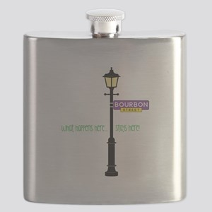 Stays Here Flask
