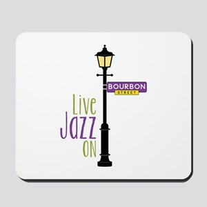 Live Jazz Mousepad