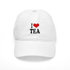 I Love Tea Cap