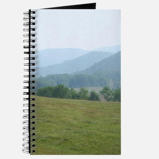 Mountain Field Journal