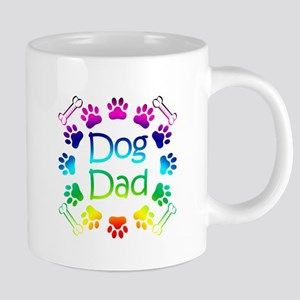 """Dog Dad"" Mugs"