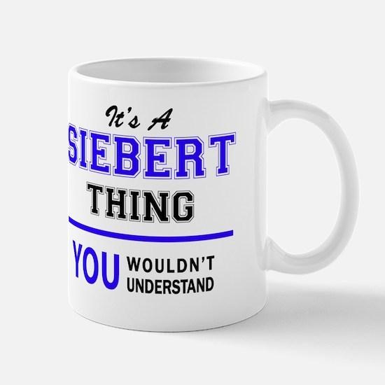 Unique Siebert Mug