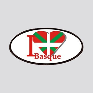 I love Basque Patches