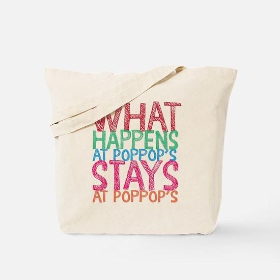 What Happens Poppop's Tote Bag
